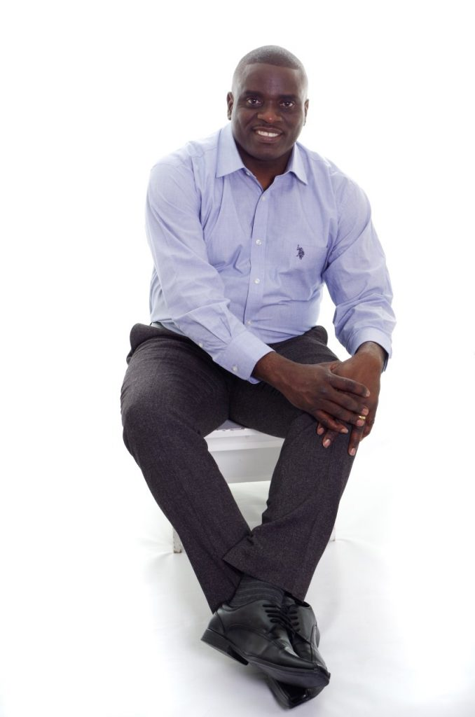 PASTOR GBENGA OKUTUBO (BUBBLE 4 CHRIST)